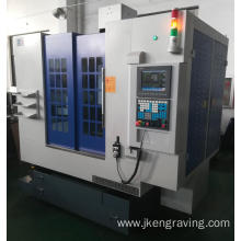 Medical Device Industry 4 Axis Shaft Engraver Machine